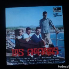 Discos de vinilo: LOS AGAROS. Lote 128675907