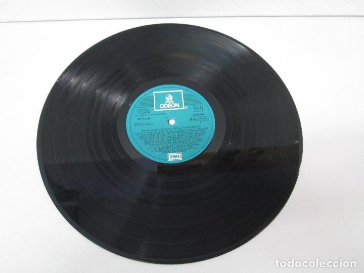 Discos de vinilo: BANDA SONORA ORIGINAL DE LA PELICULA LA BARRACA. POSIBLEMENTE DEDICADO POR ALVARO DE LUNA. 1979 - Foto 5 - 128677635