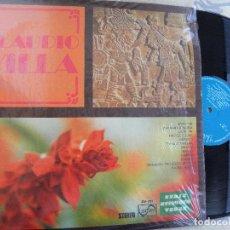 Discos de vinilo: CLAUDIO VILLA -LP 1974. Lote 128683699