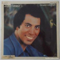 Discos de vinilo: LP - JOSE VELEZ - DESPIERTATE MUJER - PROMO. Lote 128683907