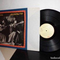 Discos de vinilo: LOS CHUNGUITOS -CORAZON DE RUBI-TECNO HOUSE REMIX.1990- MADRID- EMI ODEON -NUEVO. Lote 128684955