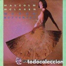 Discos de vinilo: MALCOLM MCLAREN, MADAME BUTTERFLY, MAXI VIRGIN RECORDS SPAIN 1984. Lote 128686635