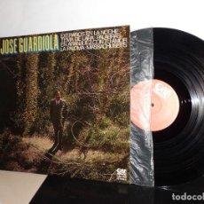 Discos de vinilo: JOSE GUARDIOLA -EXTRAÑOS EN LA NOCHE - GRAMUSIC-1976- MADRID - . Lote 128689803