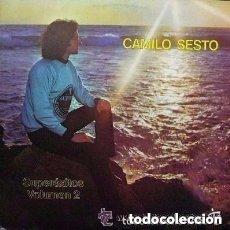 Discos de vinilo: CAMILO SESTO - LOS SUPEREXITOS VOLUMEN 2 - LP ARIOLA SPAIN 1978. Lote 128693475