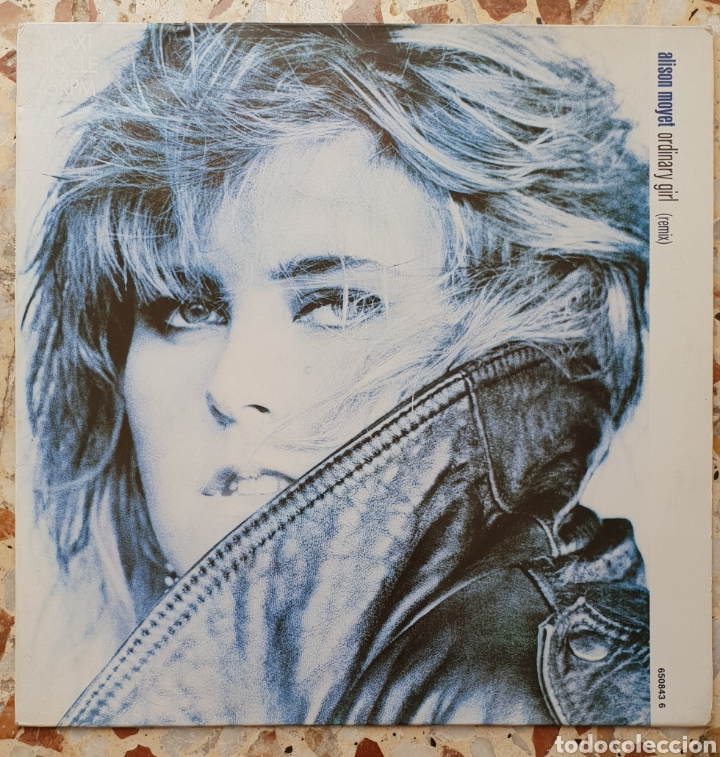 Discos de vinilo: Maxi single Alison Moyet Ordinary girl - Foto 1 - 128699256