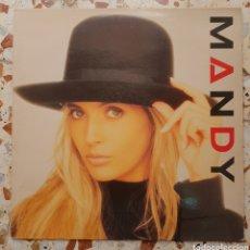Discos de vinilo: LP MANDY. Lote 128699611