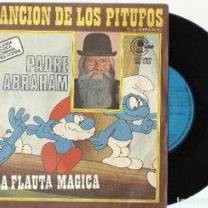 Discos de vinilo: PADRE ABRAHAM.. Lote 128706423