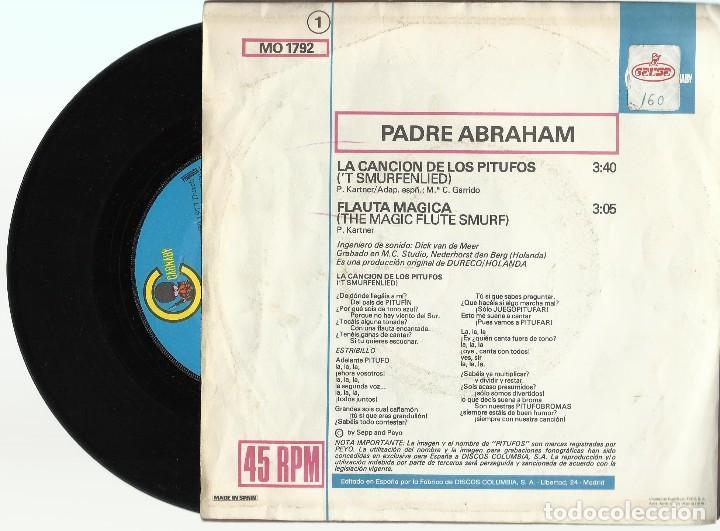 Discos de vinilo: PADRE ABRAHAM. - Foto 2 - 128706423