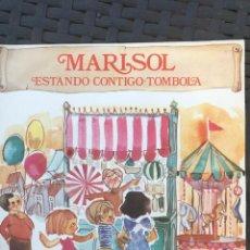 Discos de vinilo: MARISOL - ESTANDO CONTIGO - SERIE GRIÑAN. Lote 128707867