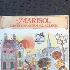 Discos de vinilo: MARISOL - CHIQUITINA - SERIE GRIÑAN . Lote 128707967