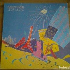 Discos de vinilo: THE ROLLING STONES - STILL LIFE ( AMERICAN CONCERT 1981 ) LP EMI 068-064.804 ED. ESPAÑOLA GATEFOLD . Lote 128709767