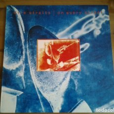 Discos de vinilo: DIRE STRAITS - ON EVERY STREET - LP VERTIGO 1991 ED. ESPAÑOLA 510 160-1 EN MUY BUENAS CONDICIONES. . Lote 128710459