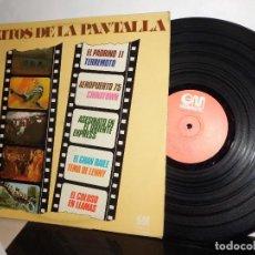 Discos de vinilo: EXITOS DE PELICULAS .GRAMUSIC. MADRID- 1976- . Lote 128711035