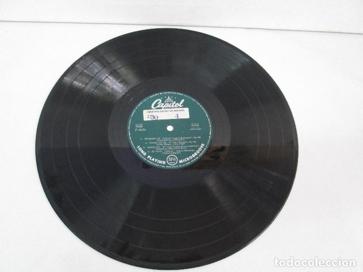 Discos de vinilo: MUSICA DE ESPAÑA PARA PIANO. LEONARD PENNARIO. CAPITOL CLASSICS 1960. VER FOTOGRAFIAS ADJUNTAS - Foto 5 - 128712059