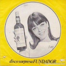 Discos de vinilo: FUNDADOR 10.103 - CANCIONES SIN PALABRAS - GRAN ORQUESTA Y RITMO - EP 1966. Lote 128714035