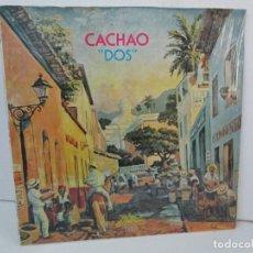 Discos de vinilo: CACHAO DOS. LP VINILO. SALSOUL RECORDS. 1977. VER FOTOGRAFIAS ADJUNTAS. Lote 128714247