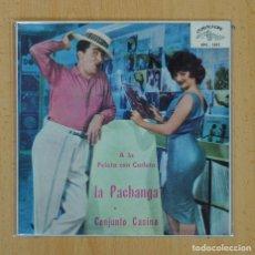 Discos de vinilo: CONJUNTO CASINO - LA PACHANGA + 3 - EP. Lote 128714530