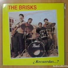 Discos de vinilo: THE BRISKS - ¿RECUERDAS...? - LP. Lote 128716038