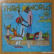 Discos de vinilo: THIRD WORLD - JOURNEY TO ADDIS - LP. Lote 128716878