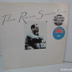 Discos de vinilo: THE RARE SINATRA. CAPITOL RECORDS 1959. LP VINILO. VER FOTOGRAFIAS ADJUNTAS. Lote 128722175