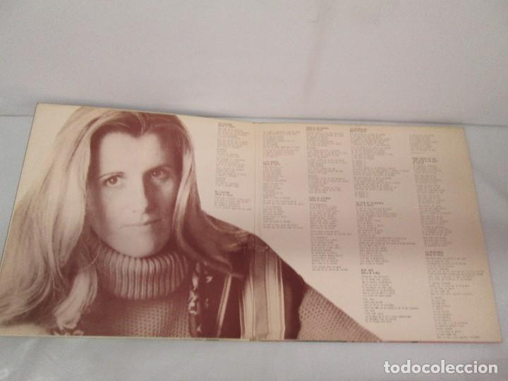 Discos de vinilo: MARIA OSTIZ. UN PUEBLO ES... LEVANTARE. LP VINILO. HISPAVOX 1977. VER FOTOGRAFIAS ADJUNTAS - Foto 3 - 128723547