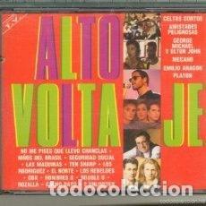 Discos de vinilo: VARIOS -ALTO VOLTAJE - 7 SINGLE - AÑO 1992. Lote 128727007