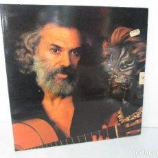 Discos de vinilo: GEORGES MOUSTAKI. LP VINILO. POLYDOR 1979. VER FOTOGRAFIAS ADJUNTAS. Lote 128727263