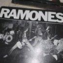 Discos de vinilo: RAMONES. Lote 128728947