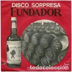 Discos de vinilo: FUNDADOR 10.184 - MARIA ALEJANDRA – LA FOLKLORISTA DE MEJICO - EP 1969 . Lote 128730591