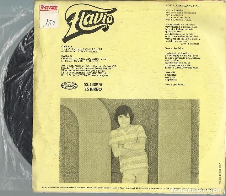 Discos de vinilo: FLAVIO. - Foto 2 - 128733471