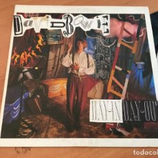 Discos de vinilo: DAVID BOWIE (DAY IN DAY OUT) SINGLE ESPAÑA 1978 PROMO (EPI13). Lote 128741511