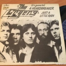 Discos de vinilo: THE CRYERS (A HEARDBREAKER) SINGLE ESPAÑA 1978 (EPI13). Lote 128743547