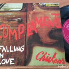 Discos de vinilo: COMPLAMENTS (FALLING IN LOVE ) SINGLE ESPAÑA 1978 PROMO (EPI13). Lote 128745111