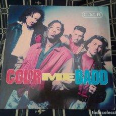 Discos de vinilo: COLOR ME BADD C.M.B. - 7599-24429-1 - 1991. Lote 128750659