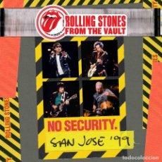 Discos de vinilo: ROLLING STONES FROM THE VAULT *3LP VIRGIN VINIL 180G* GATEFOLD!! * LTD NO SECURITY * SAN JOSE 1999 . Lote 164610033