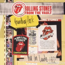 Discos de vinilo: ROLLING STONES FROM THE VAULT LIVE IN LEEDS 1982 *3LP VIRGIN VINIL 180G+DVD GATEFOLD* LTD PRECINTADO. Lote 143906714