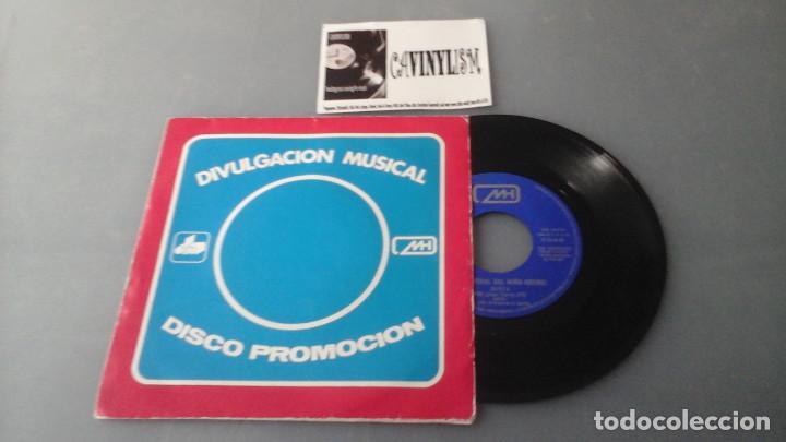 BERTA - OLAS MARINAS / PUDE SINGLE VIII FESTIVAL MIÑO ORENSE (Música - Discos - Singles Vinilo - Solistas Españoles de los 50 y 60)