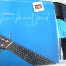 Discos de vinilo: JOAN MANUEL SERRAT -GRANDES TEMAS -LP 1983 -BUEN ESTADO. Lote 128752967
