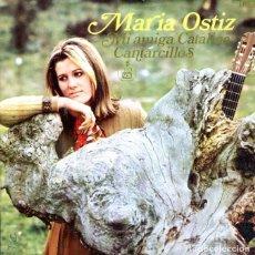 Discos de vinilo: MARIA OSTIZ / MI AMIGA CATALINA / CANTARCILLOS (SINGLE 1968). Lote 128761239