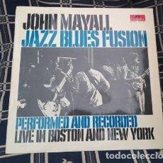 Discos de vinilo: JOHN MAYALL JAZZ BLUES FUSION - STEREO 9103 500 (146) - POLYDOR 24 25 103. Lote 128773023