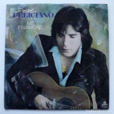 Discos de vinilo: 1983 LP JOSÉ FELICIANO, ME ENAMORÉ. Lote 128773591