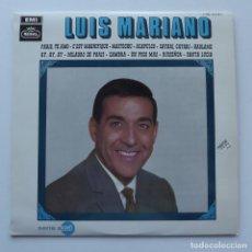 Discos de vinilo: 1969 LP LUIS MARIANO, EMI, REGAL. Lote 128774539