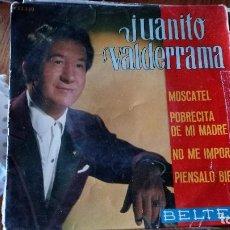 Discos de vinilo: JUANITO VALDERRAMA 1969-VENTA MINIMA 5 EU--. Lote 128802435