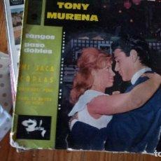 Discos de vinilo: TONY MURENA-VENTA MINIMA 5 EU--. Lote 128803419