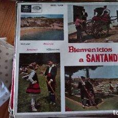 Discos de vinilo: BIENVENIDOS A SANTANDER-VENTA MINIMA 5 EU--. Lote 128803535