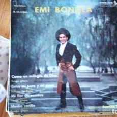 Discos de vinilo: EMI BONILLA-VENTA MINIMA 5 EU--. Lote 128804451
