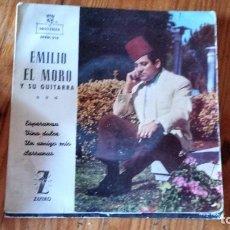 Discos de vinilo: EMILIO EL MORO-VENTA MINIMA 5 EU--. Lote 128806319