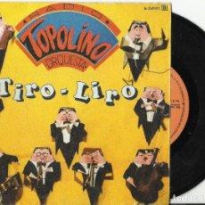 Discos de vinilo: TOPOLINO.. Lote 128806723