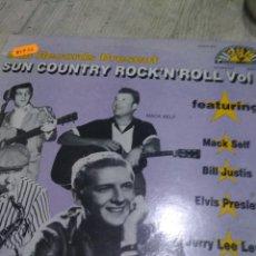 Discos de vinilo - 10 pulgadas Sun rockabilly - 128815243