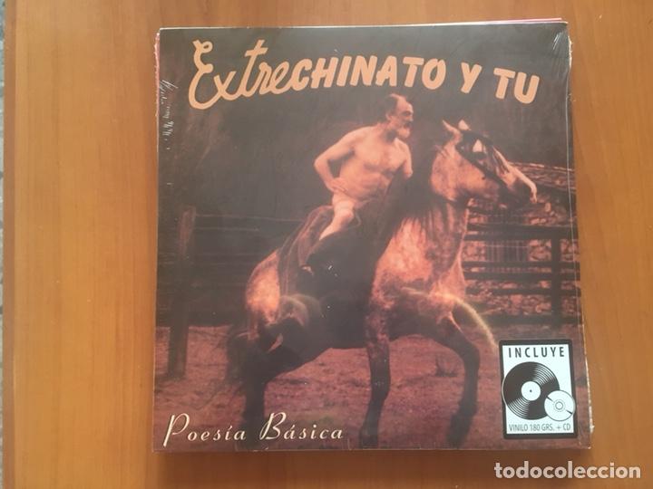 VINILO CD EXTREMODURO EXTRECHINATO Y TU POESIA BÁSICA PRECINTADO MAREA REINCIDENTES LOS SUAVES (Música - Discos - LP Vinilo - Rock & Roll)